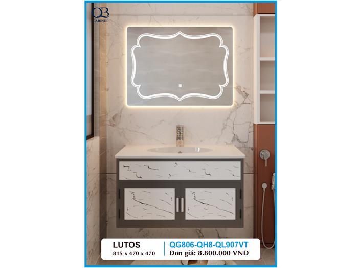 Tủ chậu Lavabo Lotus QG806-QH8-QL907VT