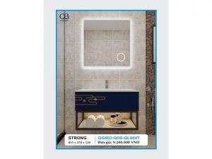 Tủ chậu Lavabo STRONG QG803-QH8-QL904T-1