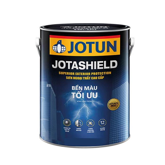 Sơn phủ ngoại thất Jotashield bền màu tối ưu-01