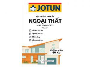Bột trét ngoại thất Jotun interior putty cao cấp 40kg-2