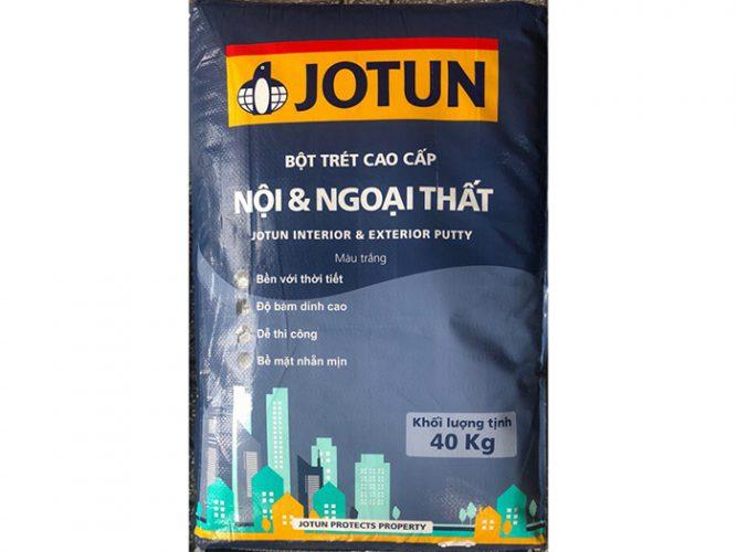 Bột trét nội - ngoại thất Jotun Interior & Exterior Putty 40kg