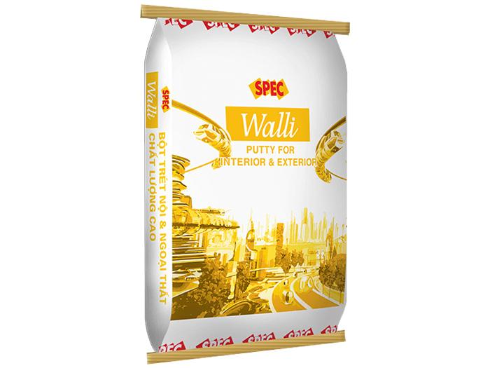 Bột trét nội ngoại thất Spec walli putty for interior & exterior chất lượng cao