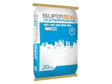 Bột trét siêu chống thấm - Suporseal waterproofing WR01-1