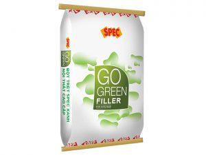 Bột trét Spec go green filler for interior và exterior xanh nội và ngoại thất