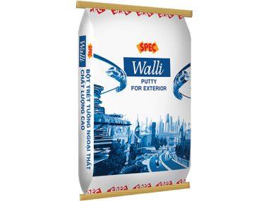 Bột trét tường ngoại thất Spec walli putty for exterior chất lượng cao