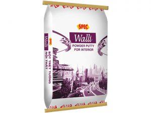 Bột trét tường nội thất Spec walli power putty for interior chất lượng cao