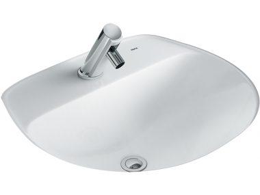 Chậu Lavabo Inax AL-2094V Âm Bàn Aqua Ceramic