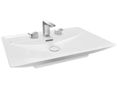 Chậu Lavabo Inax AL-S630V Đặt Bàn Aqua Ceramic