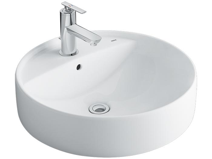 Chậu Rửa Mặt Inax AL-294V Để Bàn Aqua Ceramic