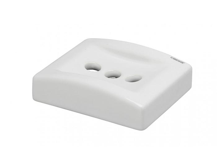 Giá đựng bàn chải đánh răng Caesar Q993 3 lỗ