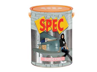 Hợp chất chống thấm pha xi măng Spec Super Fixx
