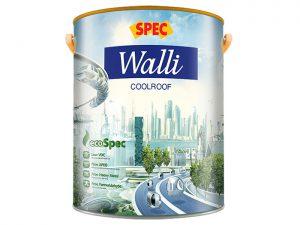 Sơn chống nóng Spec walli coolroof bảo vệ tối đa