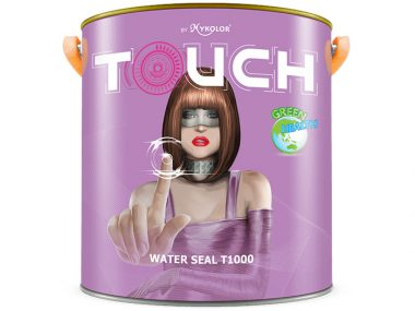 Sơn chống thấm màu Mykolor touch water seal T1000 chuyên dụng