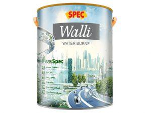Sơn chống thấm Spec walli water borne cao cấp