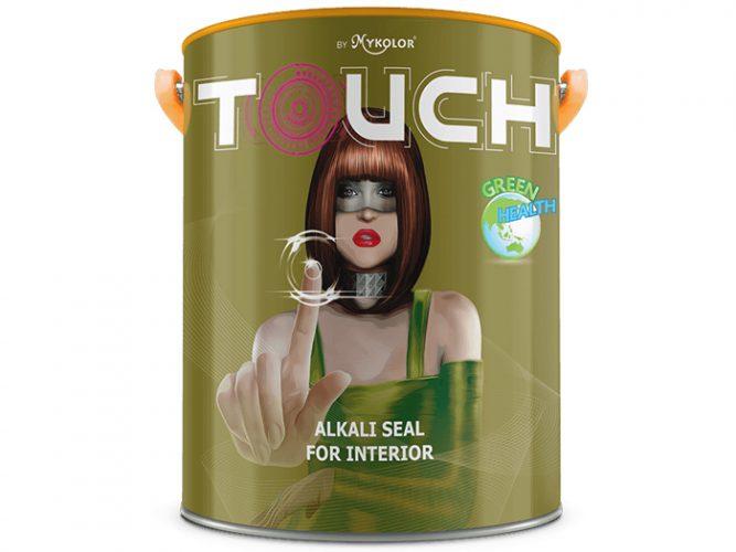 Sơn lót chống kiềm nội thất Mykolor touch alkali seal for interior