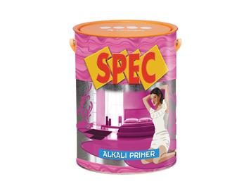 Sơn lót chống kiềm trong nhà Spec Alkali primer