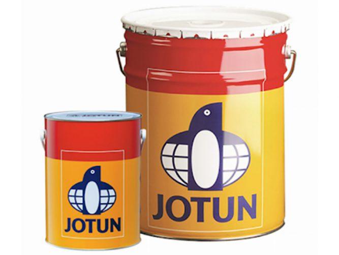 Sơn lót chống rỉ Jotun alkyd primer màu xám-2
