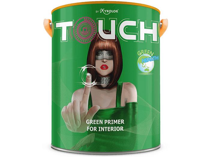 Sơn lót nội thất sinh học Mykolor touch green primer