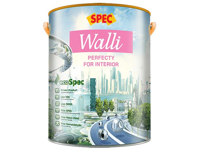 Sơn nội thất Spec walli perfecty for interior hoàn hảo