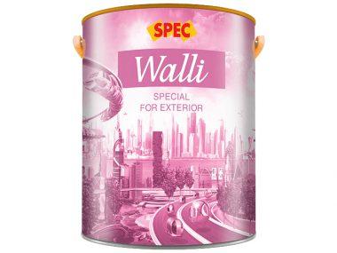 Sơn nước ngoại thất Spec walli special for exterior cao cấp