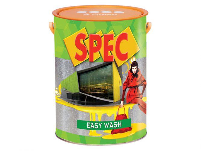 Sơn nước nội thất dễ lau chùi Spec easy wash-01