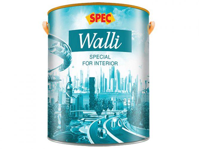 Sơn nước nội thất Spec walli special for interior cao cấp