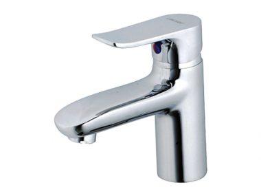Vòi chậu lavabo Caesar B490CP - B490CU nóng lạnh
