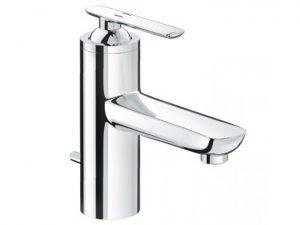 Vòi chậu Lavabo Inax LFV-4102S nóng lạnh-2