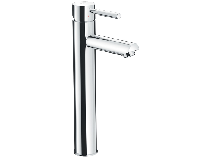 Vòi lavabo đặt bàn Inax LFV-8000SH2 nóng lạnh cổ cao