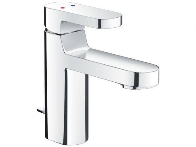 Vòi lavabo Inax LFV-6002S nóng lạnh gật gù