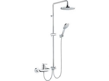 Vòi sen cây tắm Inax BFV-41S nóng lạnh