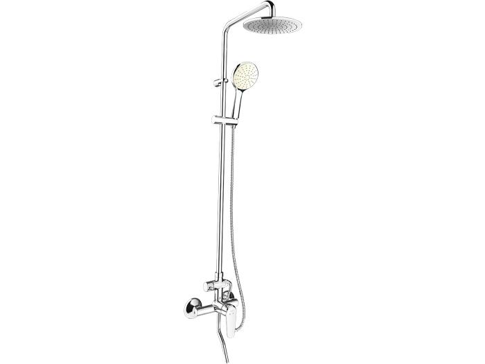 Vòi sen tắm cây Inax BFV-2015S nóng lạnh