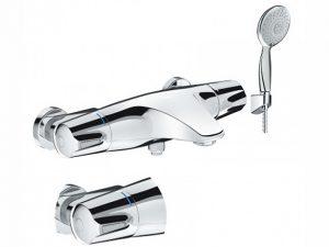 Vòi sen tắm nhiệt độ inax BFV-5103T-3C tay sen massage-01