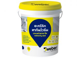 Chống thấm Weber Dry.seal 5kg-2