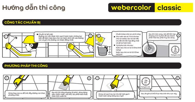 keo chà ron Weber.color classic 1kg/bao-5