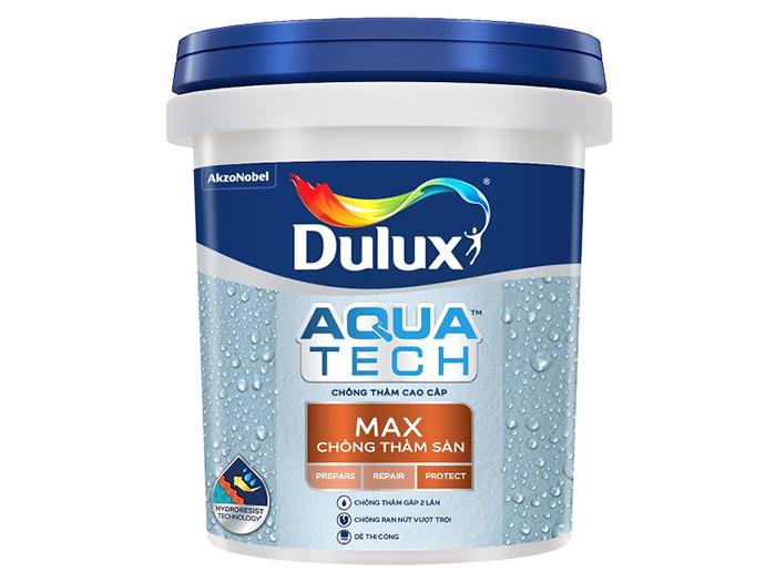 Sơn chống thấm sàn Dulux Aquatech Max V910 6kg-1