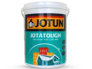 Sơn Jotun Jotatough sơn ngoại thất kinh tế 17L