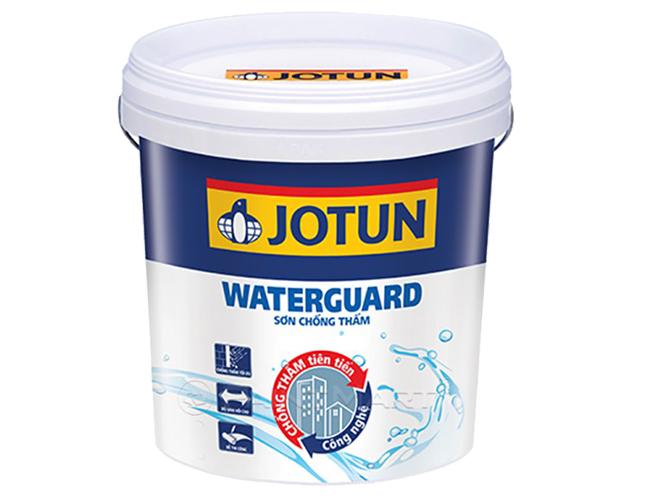 Sơn Jotun Waterguard sơn chống thấm cao cấp 20kg