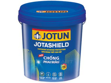 Sơn ngoại thất Jotun Jotashield chống phai màu mới 17L