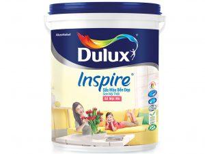 Sơn nội thất Dulux InSpire mờ 39A 18L-2