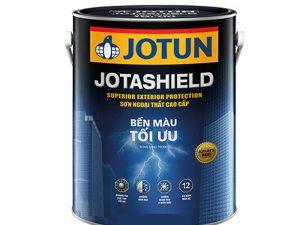 Sơn phủ ngoại thất Jotun Jotashield bền màu tối ưu 5L