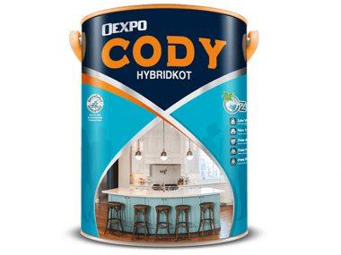 Sơn chống nóng, chống thấm Oexpo cody hybridkot 4.375L