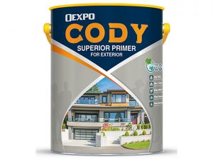Sơn lót ngoại thất OExpo Cody Superior Primer For Exterior 18L