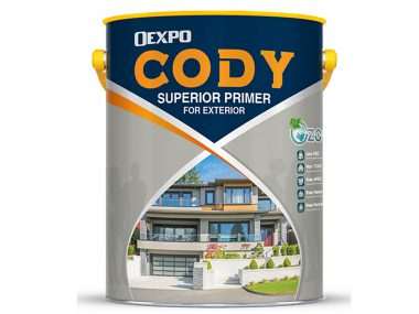 Sơn lót ngoại thất OExpo Cody Superior Primer For Exterior-2