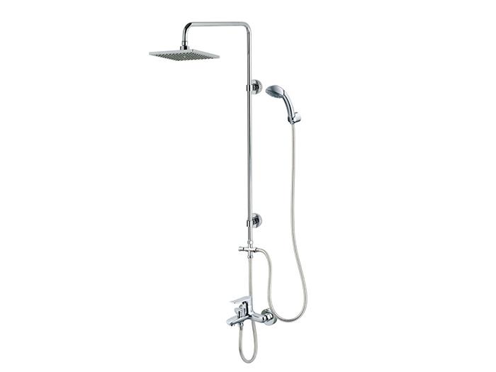 Sen cây tắm đứng nóng lạnhS493C-BS124