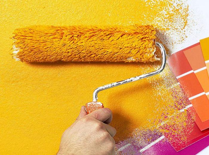 Bỏ túi kinh nghiệm sơn nhà đẹp lâu bền với thời gian