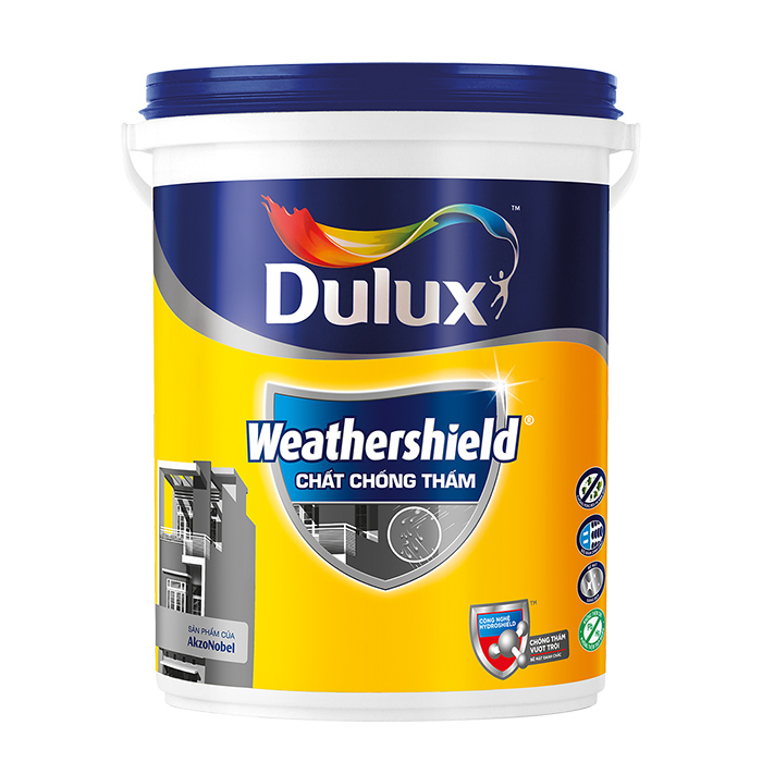Sơn chống thấm từ thương hiệu Dulux