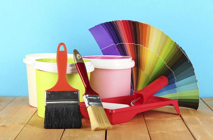 Sơn nội thất thường có ưu điểm là có độ mịn, bóng và rất bền màu theo thời gian.