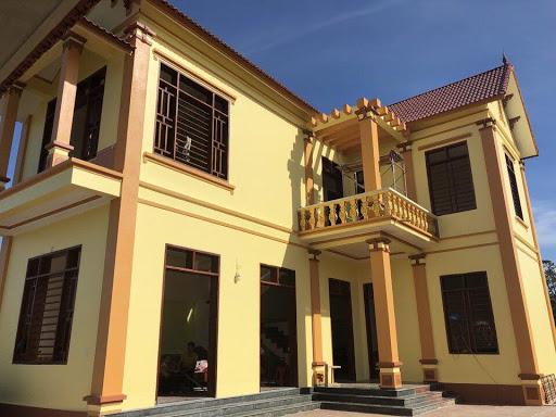 Công trình sơn nhà trọn gói nhà bác Hải