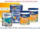 [Giải đáp] sơn Dulux bao nhiêu tiền một thùng?